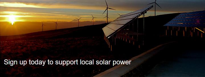 We want to power Bainbridge far into the future
